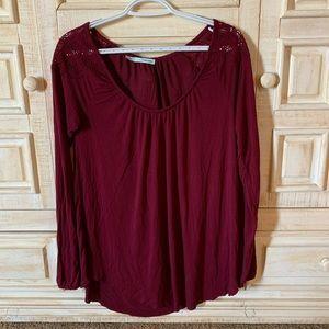 Maurices blouse size medium